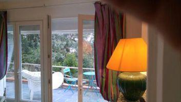 salon donnant sur terrasse