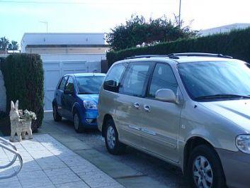kia pour 7 Ford Fiesta pour 5