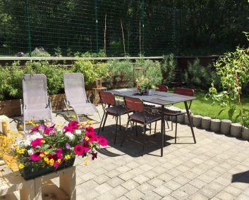 Petit jardin...