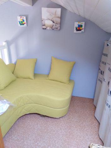 canapé sur mezzanine