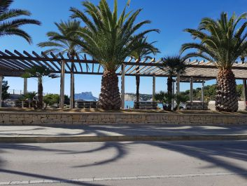 promenade Moraira