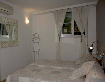 chambre 2 lits sépares