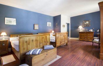Location chambres d'hôtes en Charente-Maritime - Château de Puyr