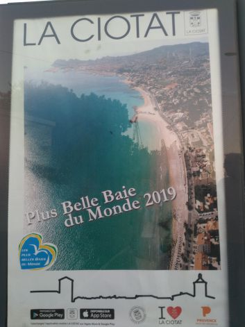 la ciotat plus belle baie du monde 2019