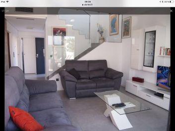 La villa moderne individuelle