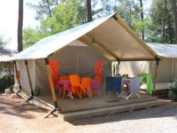 Nos bungalow toilés - Massaï
